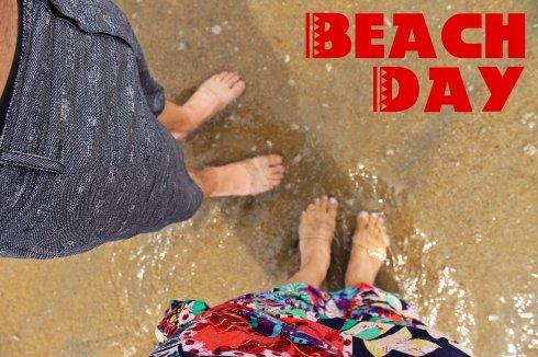 La Mariposa: Beach Day