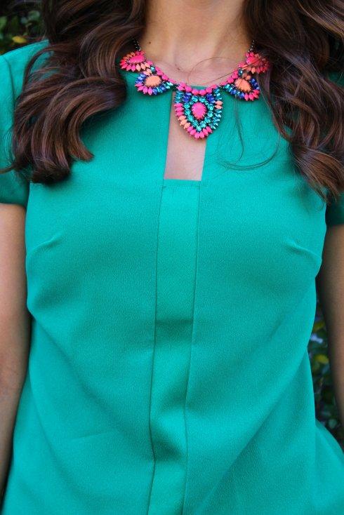 La Mariposa: Emerald Green