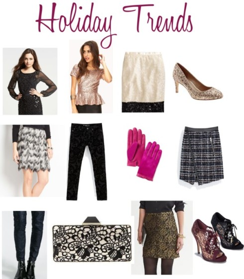 holiday trends I