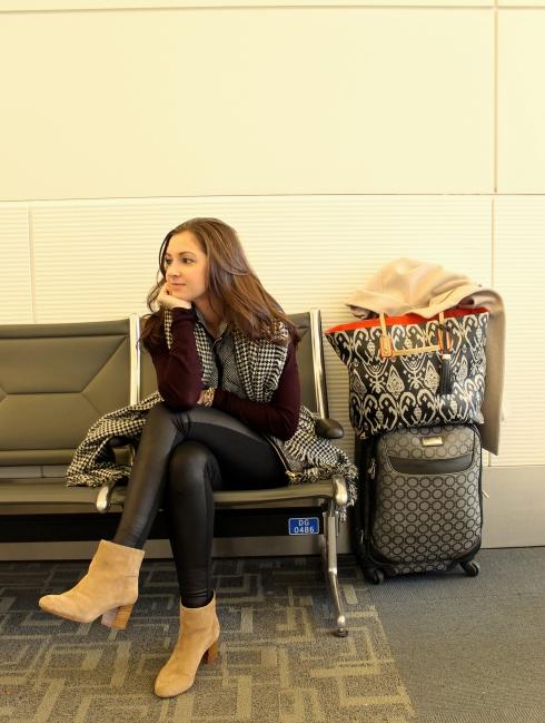 La Mariposa: Airport Style